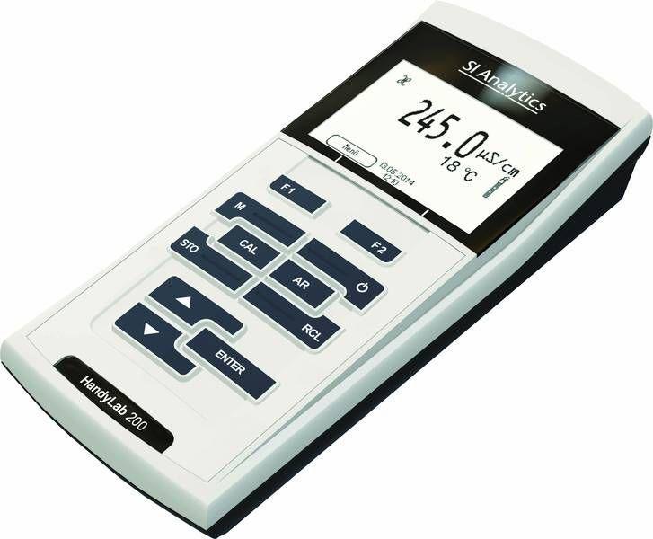 Conductivity meter portable / laboratory HandyLab 200 SI Analytics