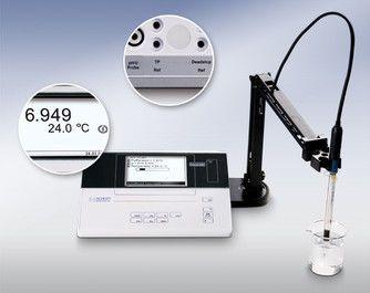 Laboratory pH meter / bench-top ProLab 1000 SI Analytics
