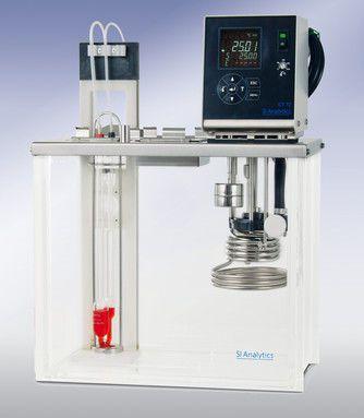 Laboratory thermostat CT 72P SI Analytics