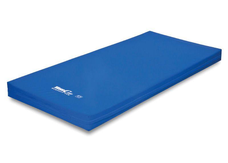 Hospital bed mattress / anti-decubitus / visco-elastic / foam ViscoCare SLK