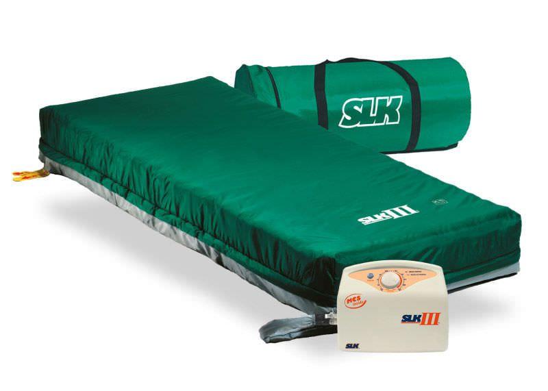 Hospital bed mattress / anti-decubitus / dynamic air / tube SLK III SLK