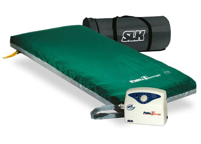 Anti-decubitus mattress / for hospital beds / dynamic air / tube Pain&Therapy SLK