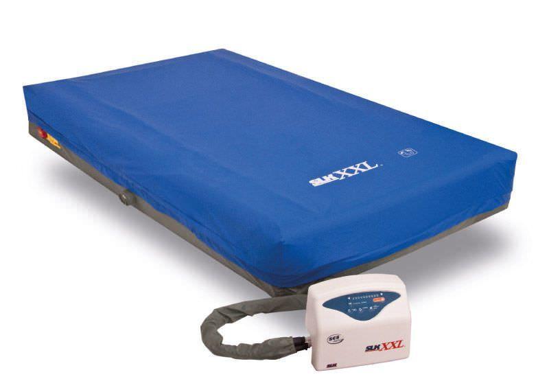 Hospital bed mattress / anti-decubitus / dynamic air / tube SLK XXL SLK