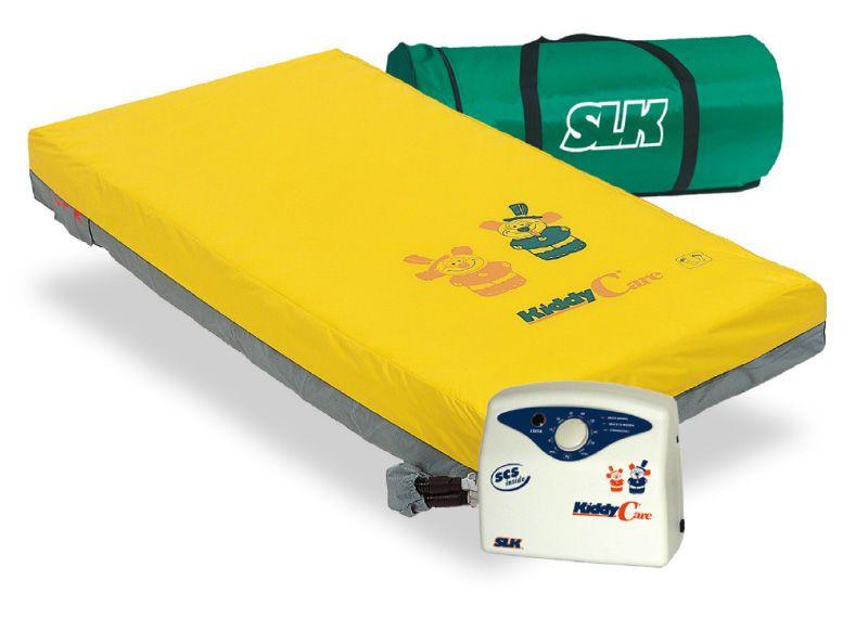 Anti-decubitus mattress / for hospital beds / dynamic air / tube KiddyCare SLK