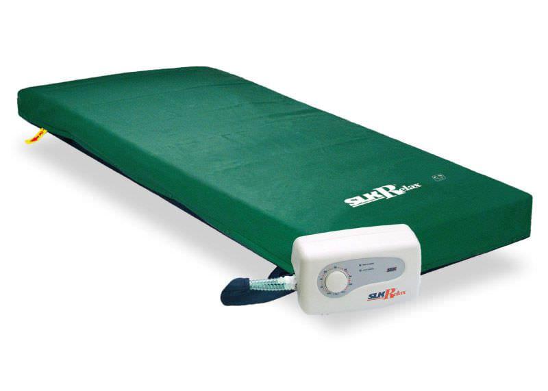 Hospital bed mattress / anti-decubitus / dynamic air / tube SLK Relax SLK