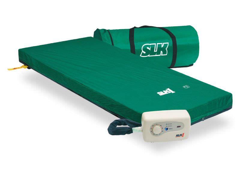 Hospital bed mattress / anti-decubitus / dynamic air / tube SLK I SLK