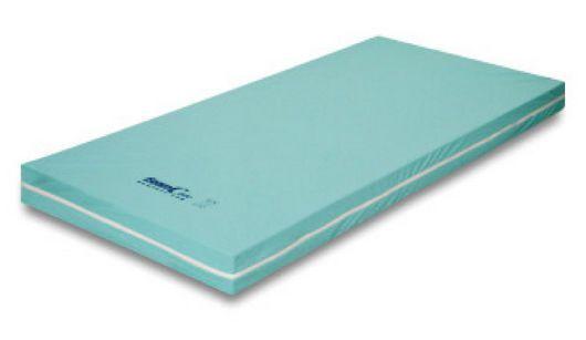 Hospital bed mattress / anti-decubitus / foam / waffled FoamCare SLK