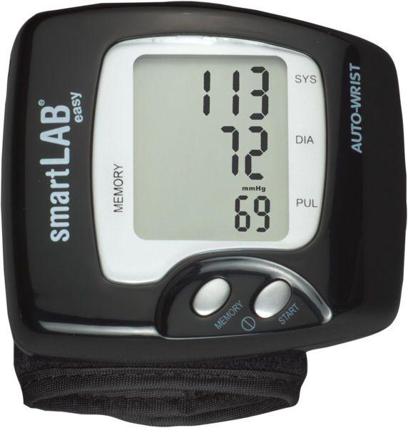 Automatic blood pressure monitor / electronic / wrist smartLAB®easy SmartLAB