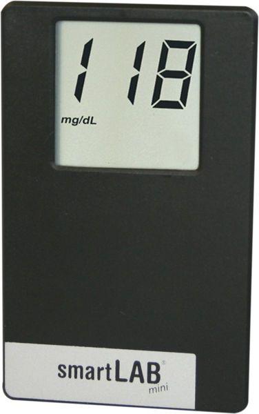 Blood glucose meter smartLAB®mini SmartLAB