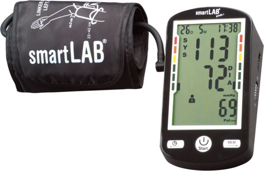 Automatic blood pressure monitor / electronic / arm smartLAB®profi-I SmartLAB