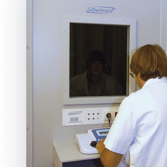 Screening audiometer (audiometry) / audiometer / digital SIBELSOUND 400 SIBEL, S.A.