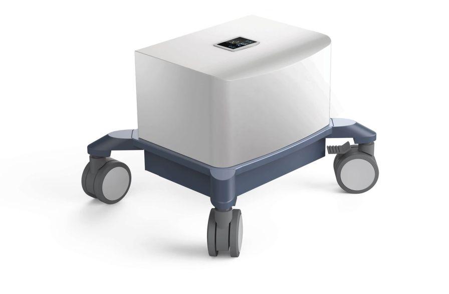 Medical air compressor / for artificial ventilation C50 SIRIUSMED