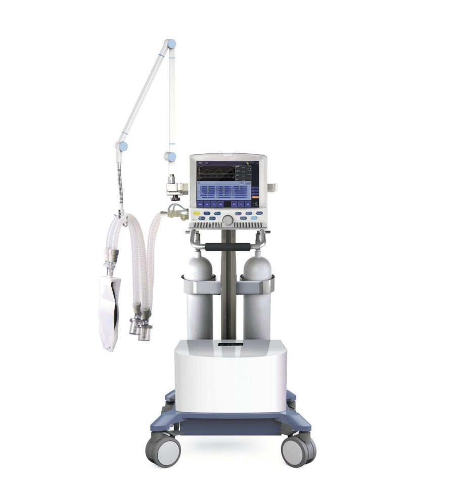 Resuscitation ventilator / with touch screen R50 SIRIUSMED