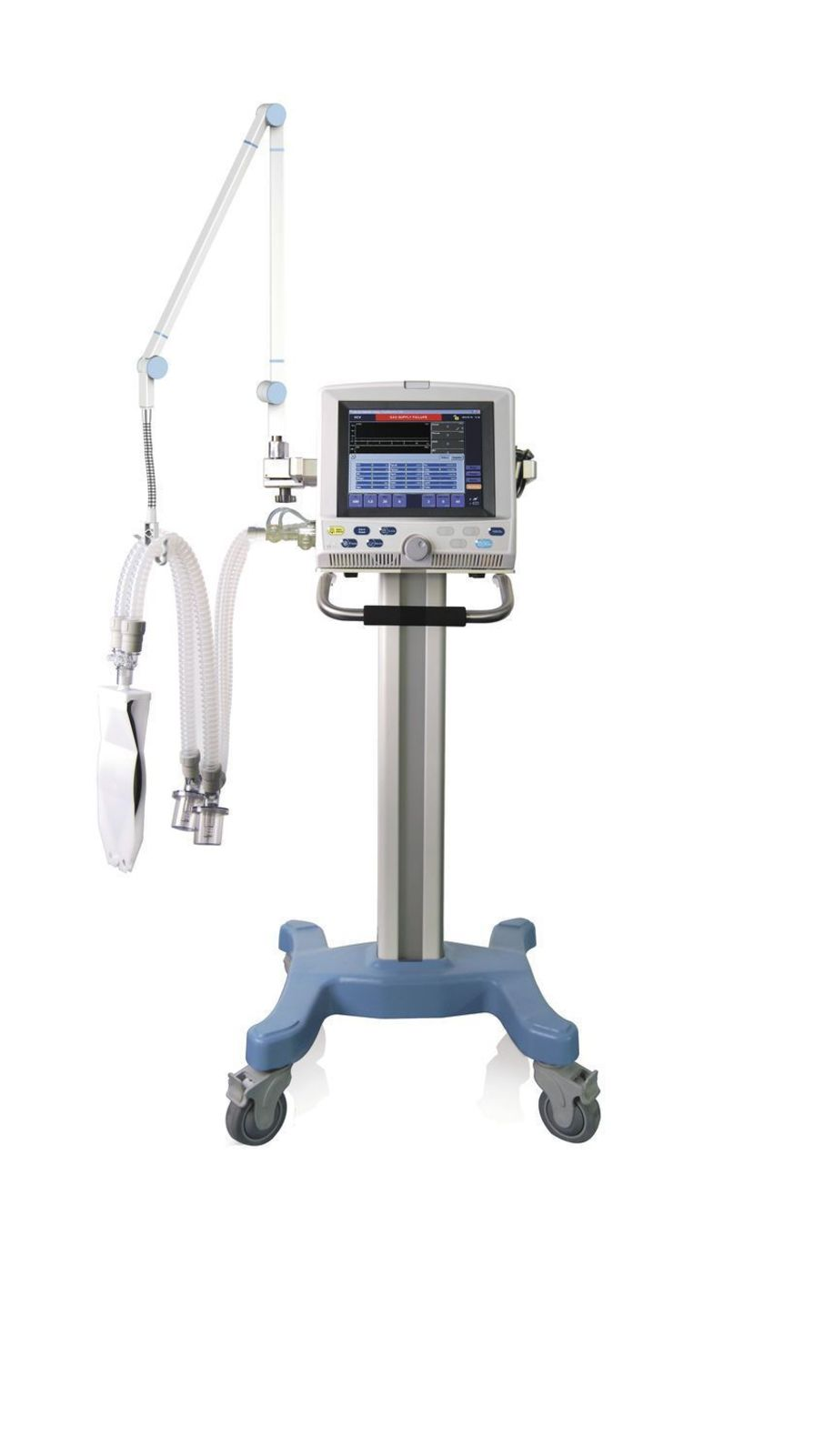 Resuscitation ventilator / with touch screen R30 SIRIUSMED