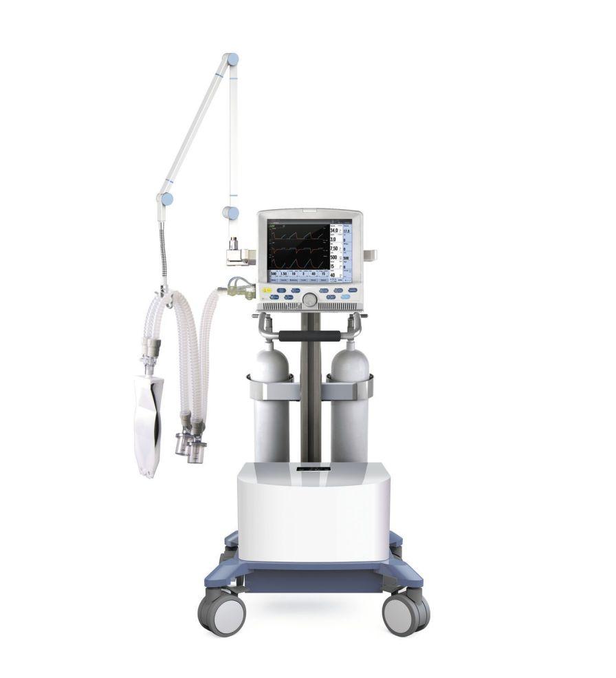 Resuscitation ventilator R50 Plus SIRIUSMED