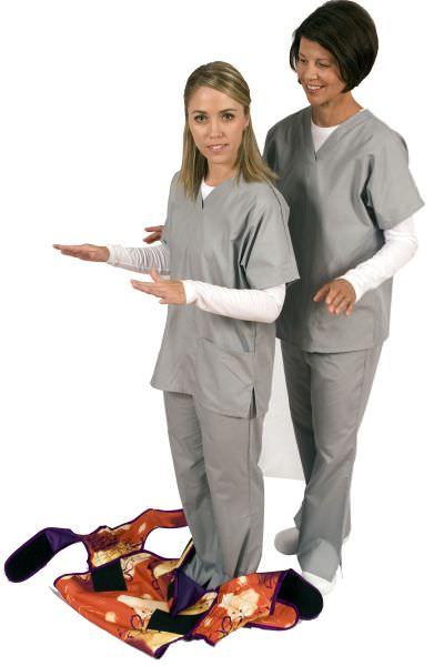 X-ray protective apron radiation protective clothing / front protection SDA Shielding International