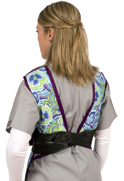 X-ray protective apron radiation protective clothing / front protection SQR Shielding International