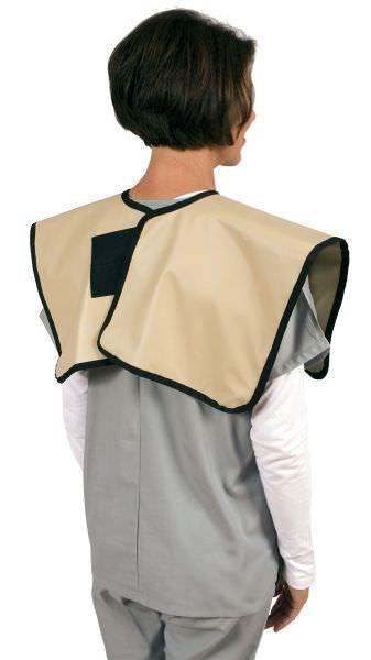 Radiation protective clothing / radiation protection thyroid collar / dental radio protection cape 310 Shielding International
