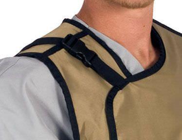 X-ray protective apron radiation protective clothing / front protection / rear protection / side protection WAQR Shielding International