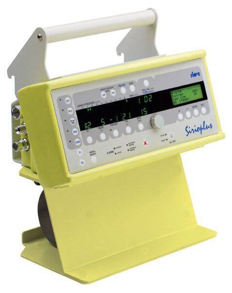 Transport ventilator / emergency / CPAP / with adjustable PEEP Sirio Plus Siare