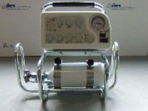 Emergency ventilator / transport / CPAP / with adjustable PEEP Sirio Baby 200 Siare