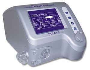 Resuscitation ventilator / with cough stimulators Pulsar Siare