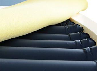 Hospital bed mattress / foam / multi-mode / alternating pressure 50 - 200 kg | CombiAir 18/2 Savatech d.o.o.