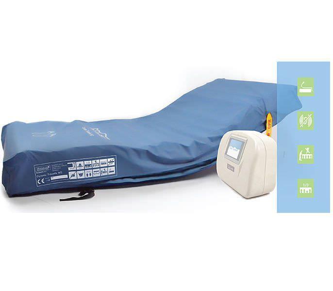 Anti-decubitus mattress / for hospital beds / dynamic air / tube TubusAir 18/3 Savatech d.o.o.