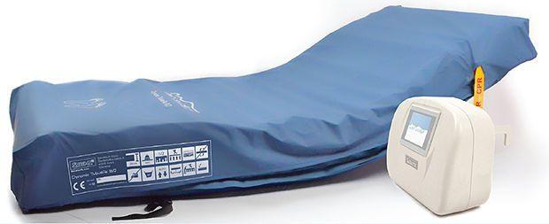Anti-decubitus mattress / for hospital beds / multi-mode / alternating pressure TUBUSAIR 18/4 Savatech d.o.o.