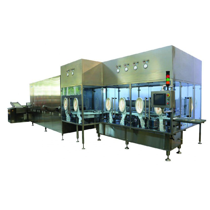 Washing tunnel Line-01 Shinva Medical Instrument