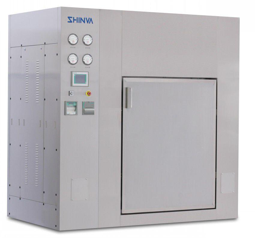 Laboratory sterilizer / hot air / front-loading Shinva Medical Instrument