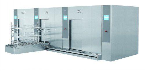 Medical autoclave / high-capacity HST Shinva Medical Instrument