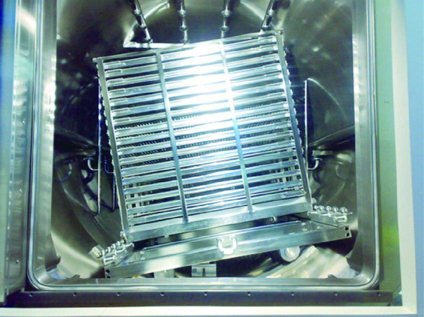 Laboratory sterilizer / hot water / front-loading MPSMD Series Shinva Medical Instrument