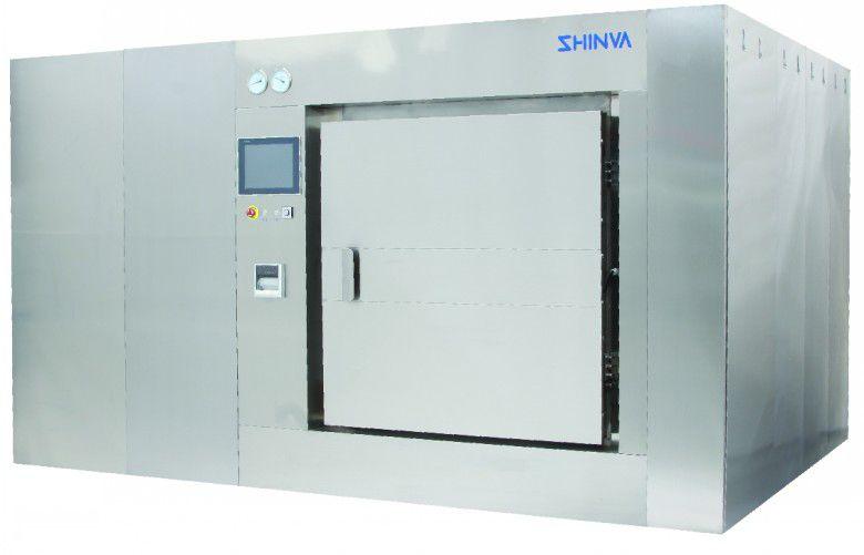 Laboratory sterilizer / hot water / horizontal ASM Series Shinva Medical Instrument
