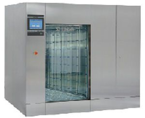 Medical washer-disinfector / high-capacity / with automatic door Shinva Medical Instrument
