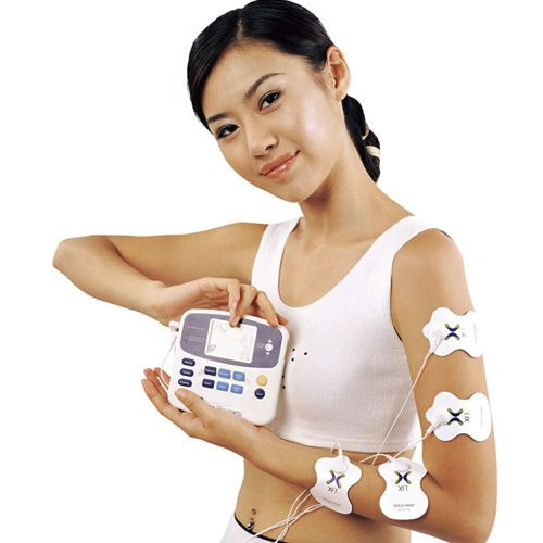 Electro-stimulator (physiotherapy) / hand-held / TENS / 2-channel XFT-320 Shenzhen XFT Electronics