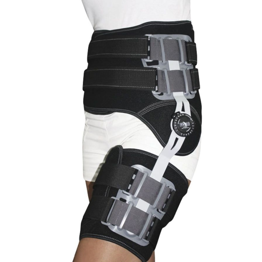 Hip orthosis (orthopedic immobilization) / articulated AM-SB/1RE Reh4Mat