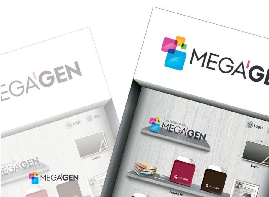 Communication iOS application / dental M`PAD MEGAGEN IMPLANT Co., Ltd.