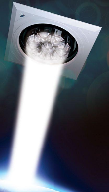 Ceiling-mounted lighting / for healthcare facilities / LED LED NOVA MEGAGEN IMPLANT Co., Ltd.