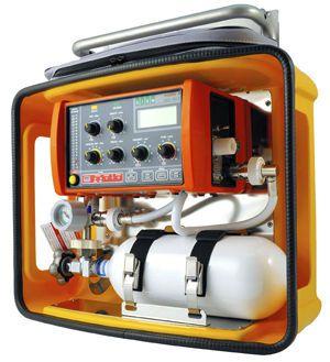 Modular carrying system for emergency ventilators WMP03 S.I.E.M.