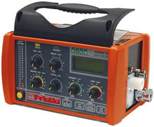 Transport ventilator / emergency / CPAP / with adjustable PEEP BA2001 RA-EL O-line® S.I.E.M.