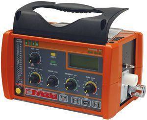 Transport ventilator / emergency / with adjustable PEEP BA2001 GA-EL O-line® S.I.E.M.