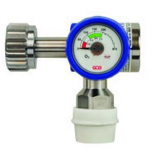 Oxygen pressure regulator BA297-RP-AF S.I.E.M.