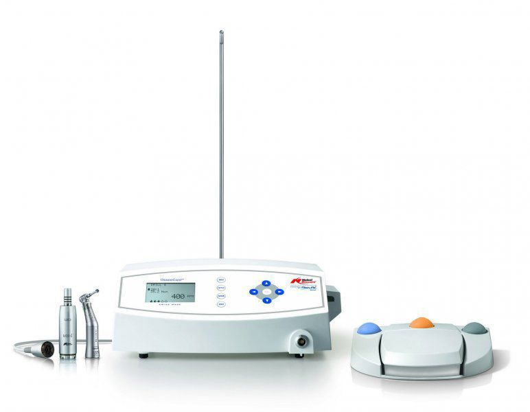 Dental surgery micromotor control unit / complete set / with handpiece OsseoCare™ Nobel Biocare Services AG
