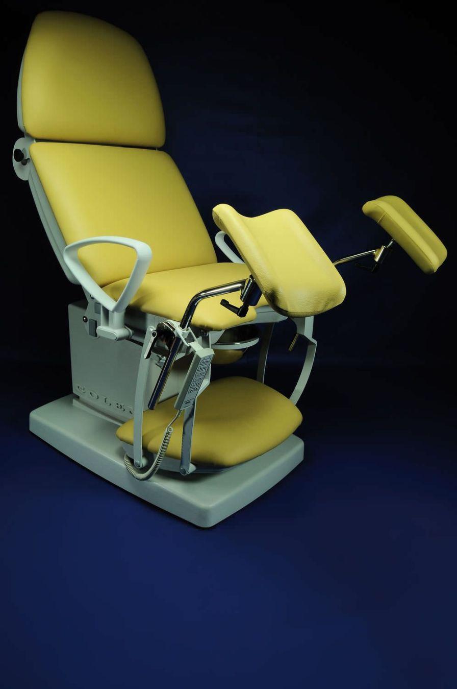 Gynecological examination chair / urological / electrical / height-adjustable GOLEM ESP RQL - GOLEM tables
