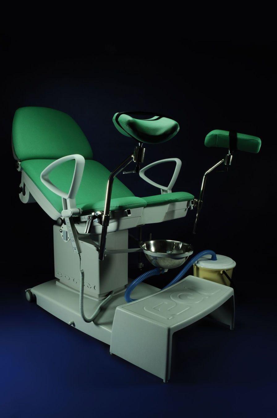 Urological examination table / gynecological / electrical / height-adjustable GOLEM 6ET URODYNAMIC RQL - GOLEM tables