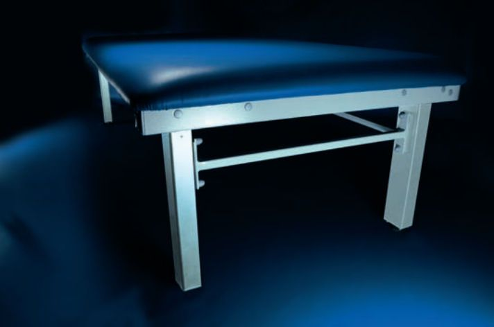 Fixed examination table / 1-section GOLEM VOJTA RQL - GOLEM tables