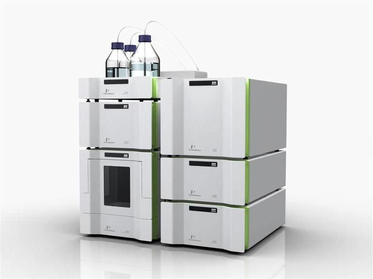 UHPLC chromatography system / ultra-high-performance liquid Flexar FX-10 PerkinElmer