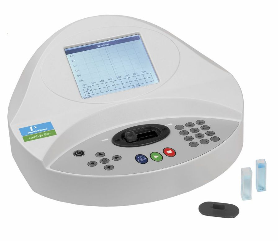 UV-visible absorption spectrometer 190 - 1100 nm | LAMBDA Bio+ PerkinElmer