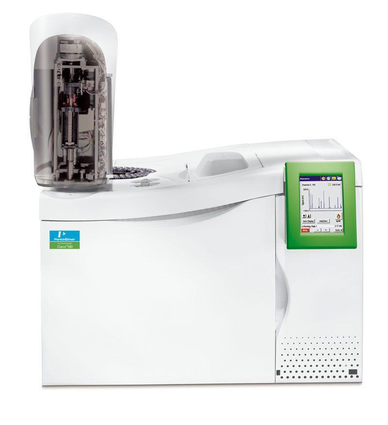 Gas chromatography system Clarus x80 GC PerkinElmer